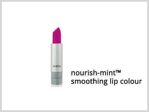 nourish-mint™ smoothing lip colour
