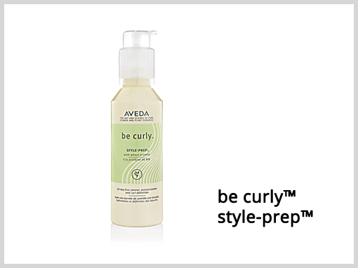 be curly™ style-prep™