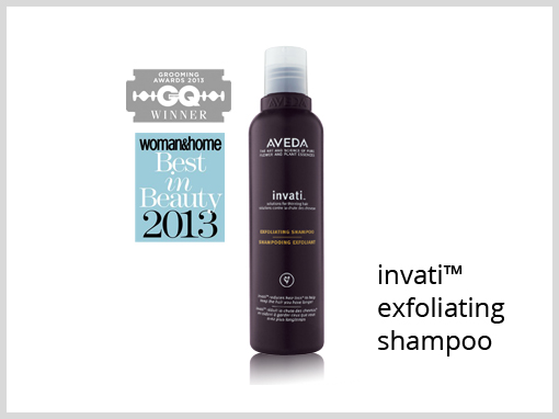 invati™ exfoliating shampoo